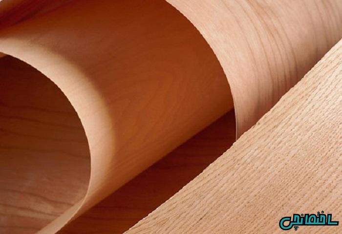%عکس - ویژگی های کابینت MDF با روکش چوب طبیعی