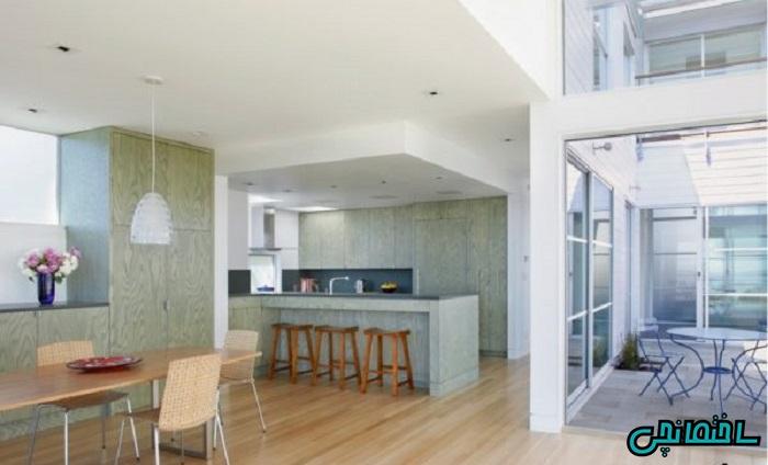 کابینت مناسب فضاهای مدرن