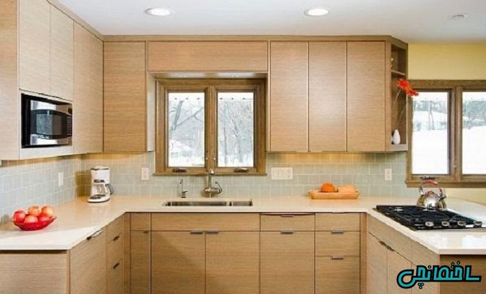 مزایای استفاده از کابینت پلی وود در آشپزخانه