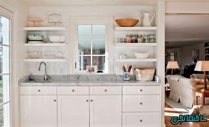 متریال مناسب برای ساخت شلف آشپزخانه