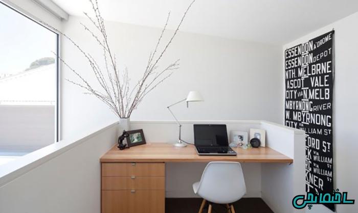 دفتر کار کوچک
