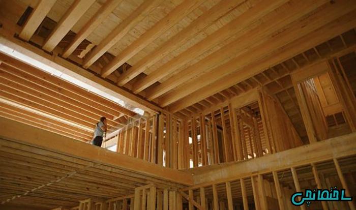 %عکس - چوب، عنصری ایده آل در معماری