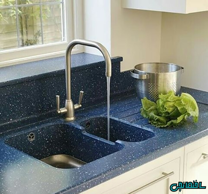 %عکس - سینک کورین، سینکی مدرن در آشپزخانه شما