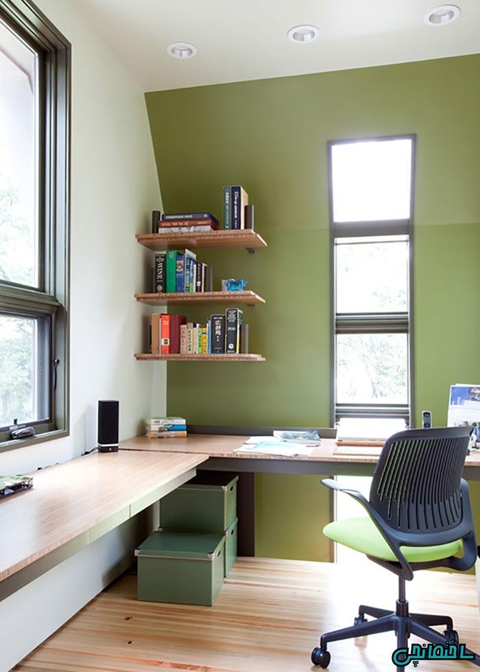 ایده های طراحی اتاق مطالعه