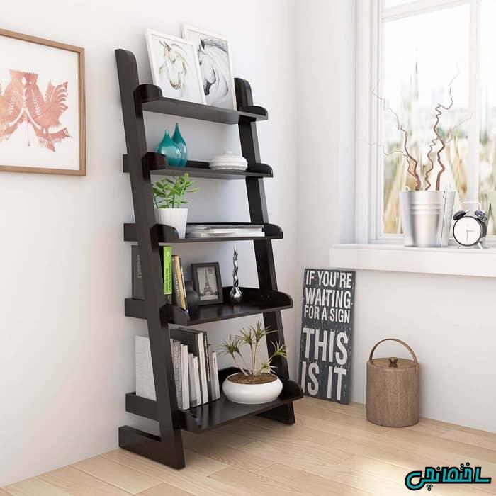 قفسه یا الماری کتاب متکی چیست؟