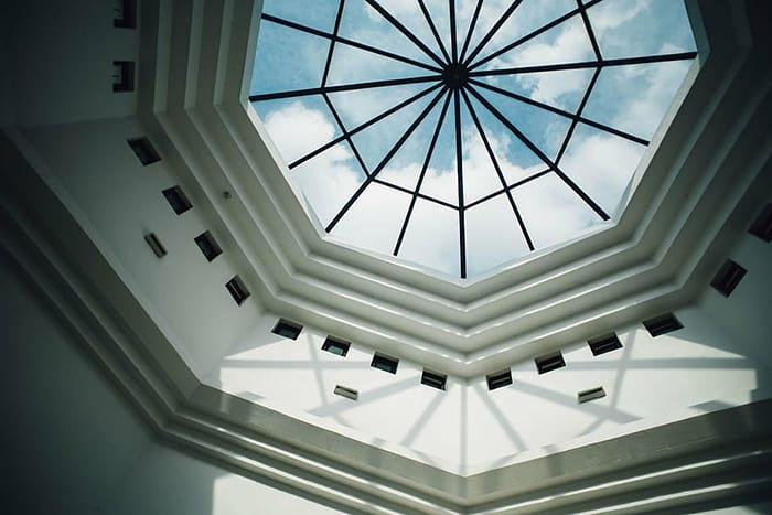 رابیتسکار در سقف کاذب