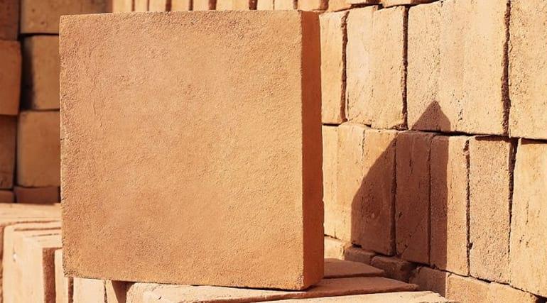 %عکس - آجر قزاقی، قدیمی ترین مصالح در ساخت و ساز