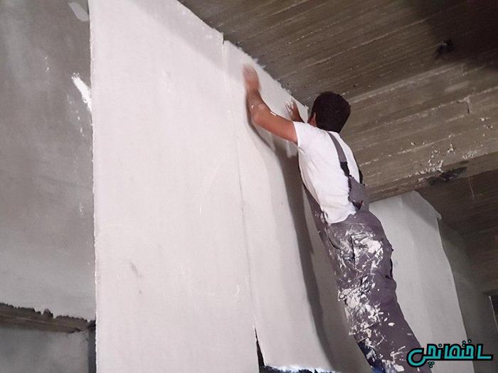 %عکس - کاربرد عایق ایزوهم در ساختمان سازی