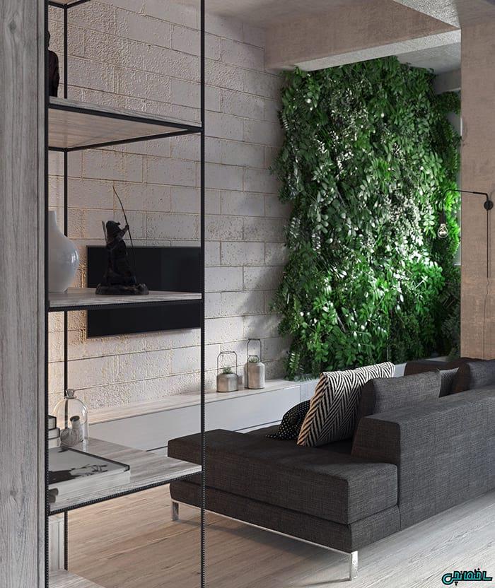 %عکس - تصاویر طراحی خانه با متراژ کمتر از 50 مترمربع