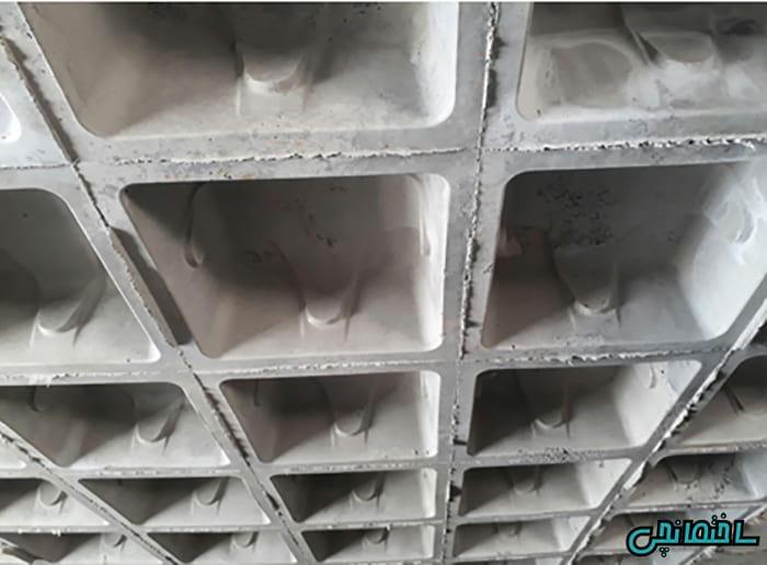 کاربرد سقف وافل در ساختمان