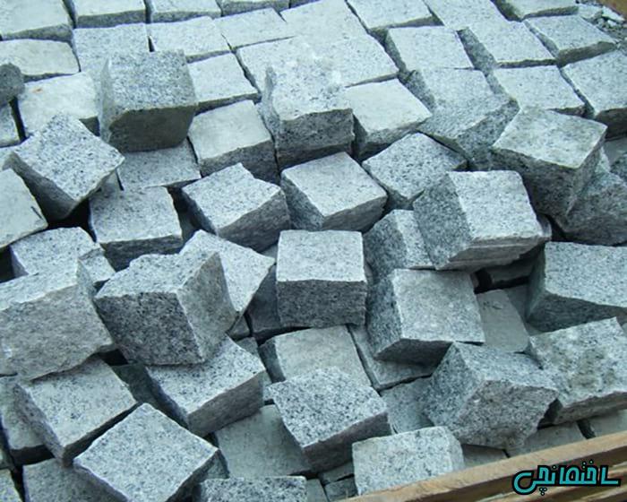 انواع سنگ های ساختمانی و کاربرد آنها