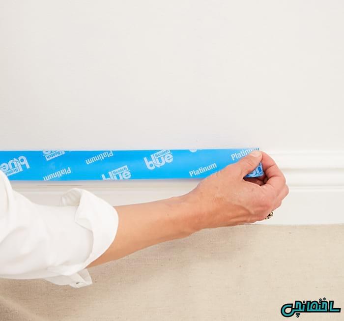 اقدامات لازم قبل از نقاشی ساختمان