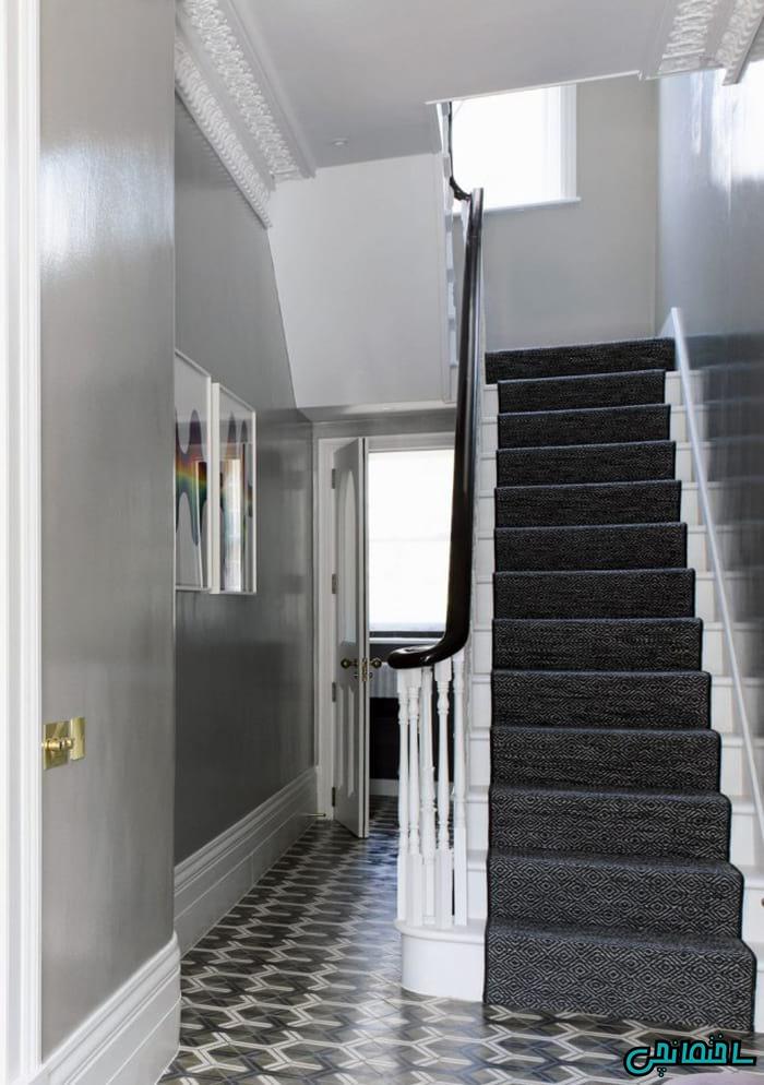 %عکس - جذاب ترین ایده های طراحی راهرو منزل
