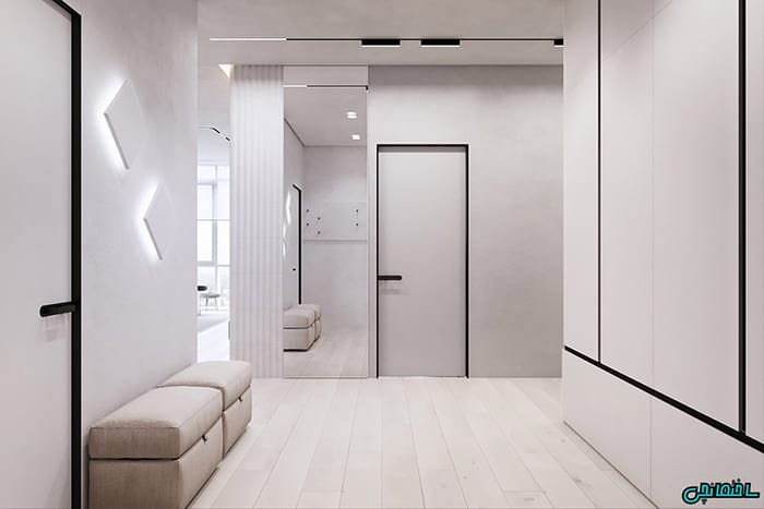 مدل خانه ساده