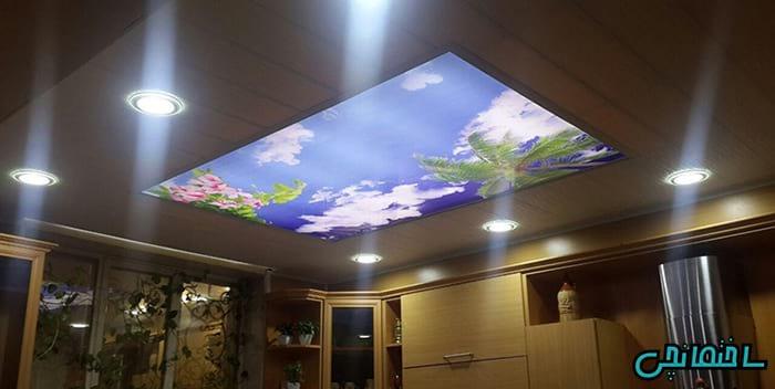 مدل آسمان مجازی