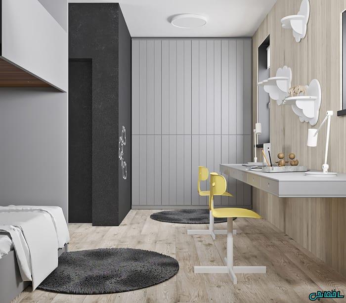 عکس طراحی داخلی اتاق خواب