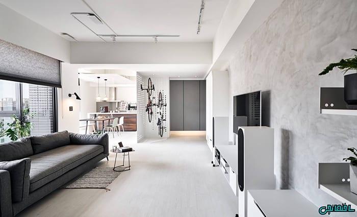 طراحی داخلی هال