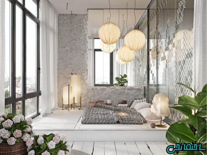 تصاویر 15 مدل تزیین اتاق خواب