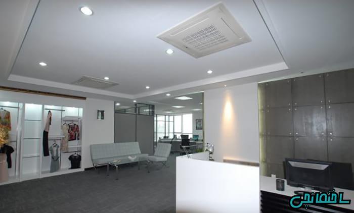 سیستم سرمایشی گرمایشی VRF
