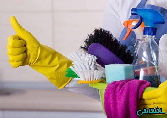 ضد عفونی کردن منزل در برابر ویروس کرونا
