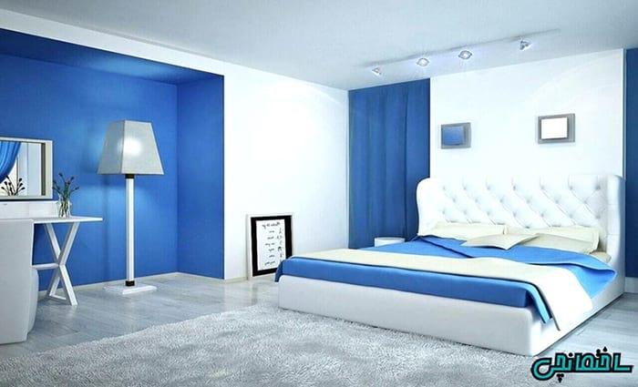 رنگ مناسب برای رنگ آمیزی دیوارها