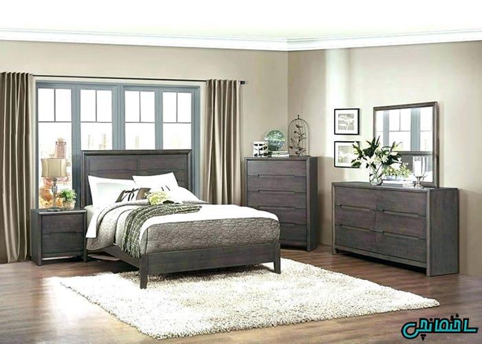%عکس - نکات مهم در طراحی اتاق خواب