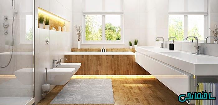 %عکس - نوسازی حمام منزل
