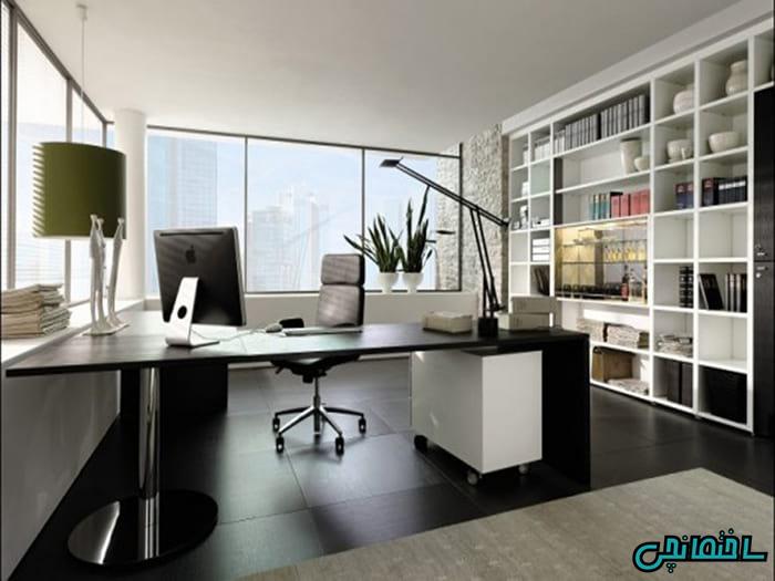 دفتر کار زیبا