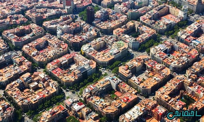 %عکس - طرح های توسعه شهری