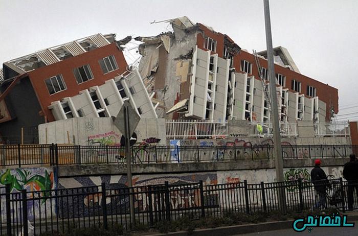 %عکس - ساختمان ضد زلزله چگونه طراحی و ساخته می شود؟