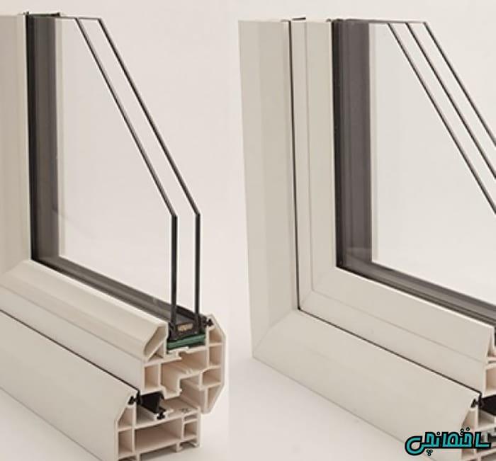 %عکس - انواع شیشه ساختمان