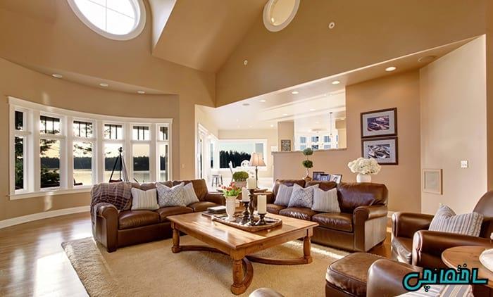 ایده های غالب در طراحی سقف