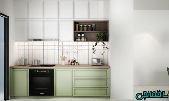 %عکس - 10 مدل آشپزخانه مدرن کوچک
