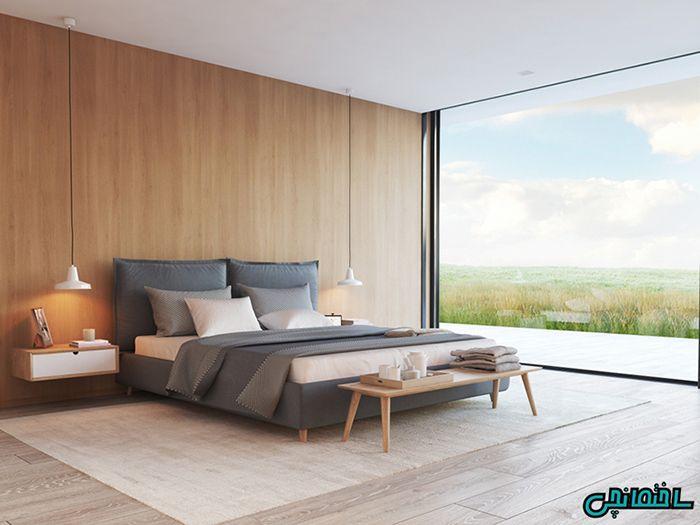 طرح کاغذ دیواری اتاق خواب