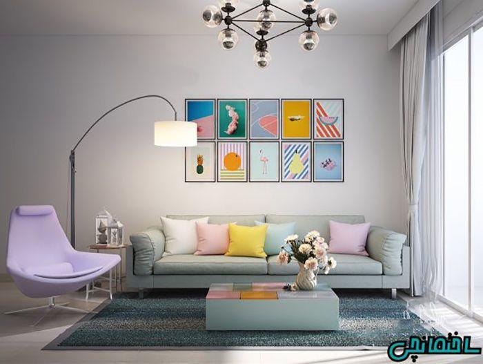 %عکس - 10 ایده تزیین منزل به سبک متفاوت