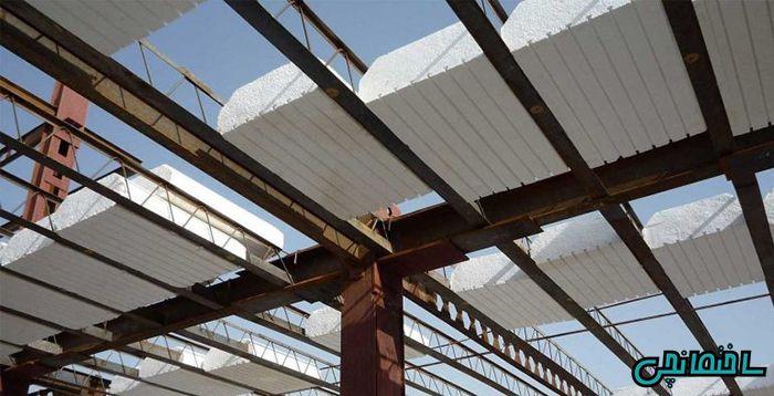 اجرای سقف کرومیت
