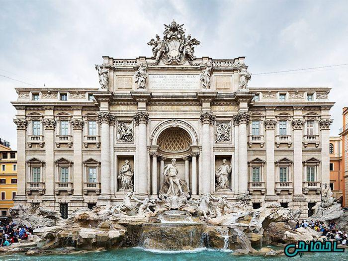 roman view-نمای رومی واقعی
