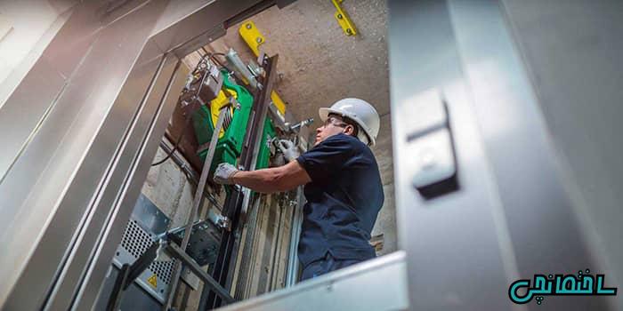 %عکس - نکات مهم قبل از نصب آسانسور