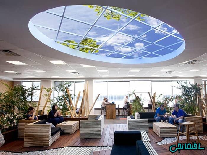 سقف مجازی زیبا