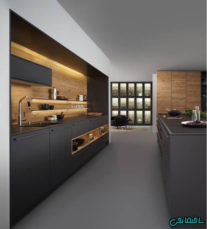 آشپزخانه طویل