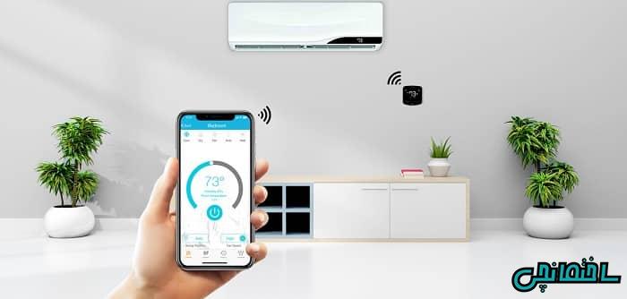 دستگاه تهویه هوای ساختمان