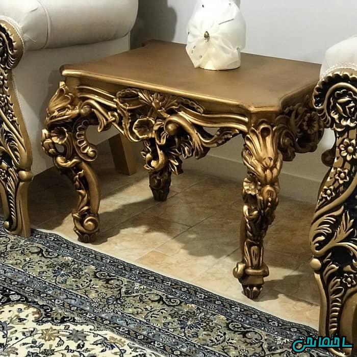میز عسلی سلطنتی