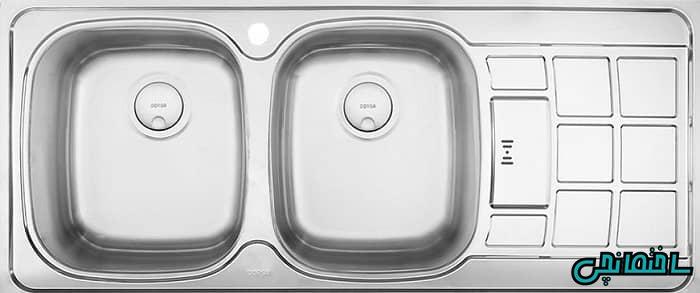 سینک ظرفشویی درسا