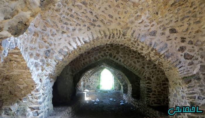 کاربرد ساروج در بناهای قدیمی