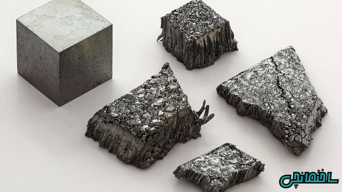 ویژگی ها و خواص آهن